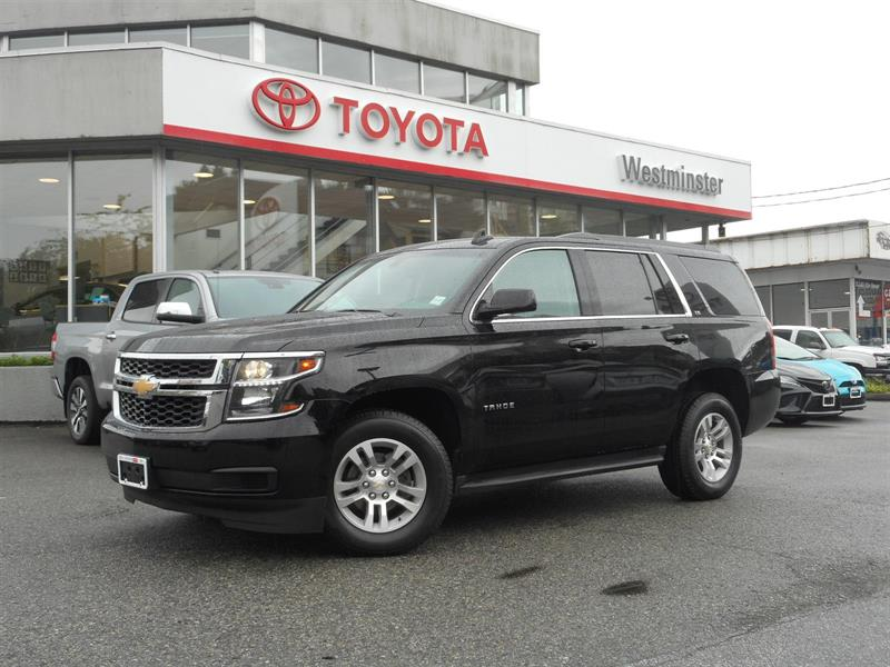 2016 Chevrolet Tahoe LS 4X4 #PP81063A
