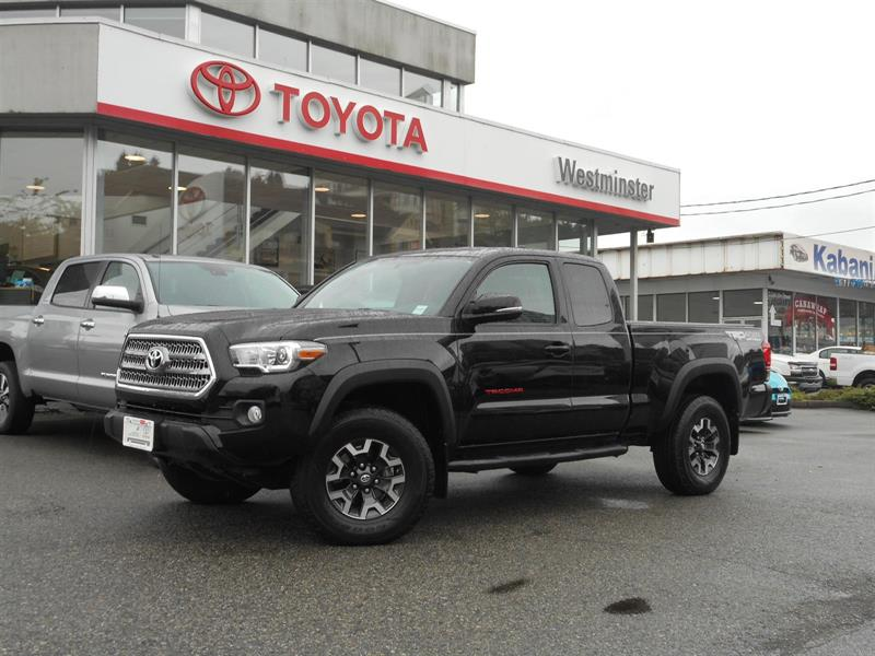 2016 Toyota Tacoma TRD Off Road Package #TT18587A