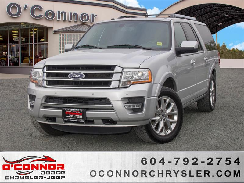 2016 Ford Expedition Max Limited #16011C