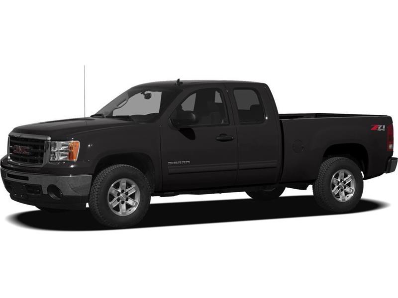 2011 GMC Sierra 1500 - #16272A
