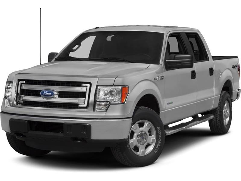 2013 Ford F-150 - #15983A
