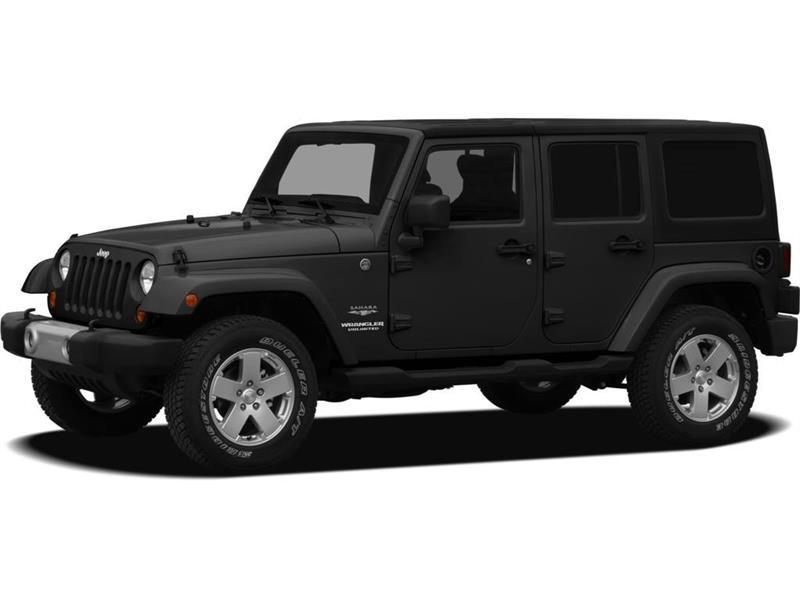 2012 Jeep Wrangler Unlimited Sahara #U16465
