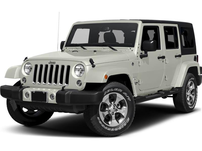 2014 Jeep Wrangler Unlimited Sahara #16368A