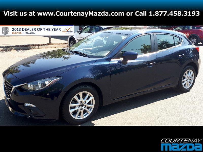2015 Mazda Mazda3 Sport GS-SKY 6sp #P4677