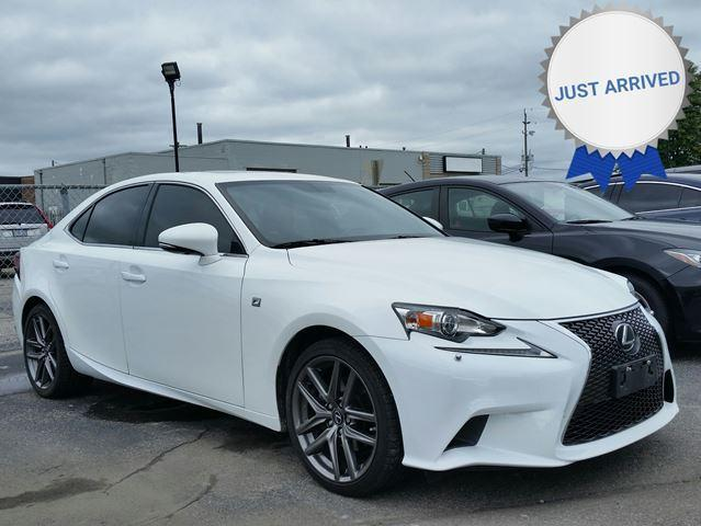 2014 Lexus IS 250 V6|AWD|RED LEATHER INTERIOR|MO
