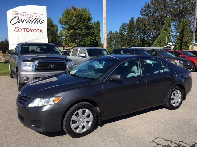 Toyota Camry 2010 4dr Sdn I4 #11717A