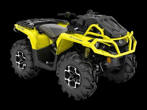 Can-am Outlander 650 2019