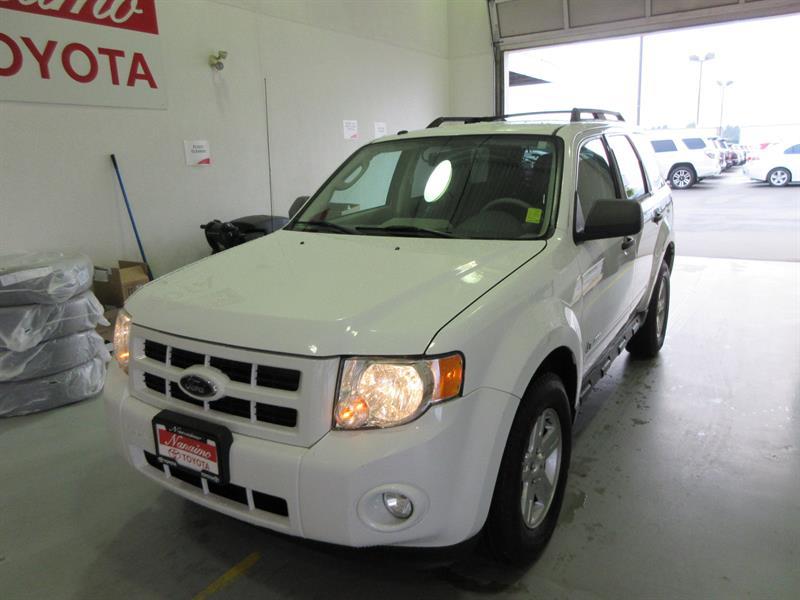 2009 Ford Escape FWD 4dr I4 ECVT Hybrid #20112AX