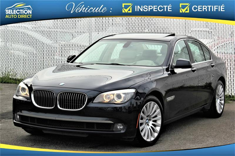 BMW 7 Series 2012 4dr Sdn xDrive AWD #S396619