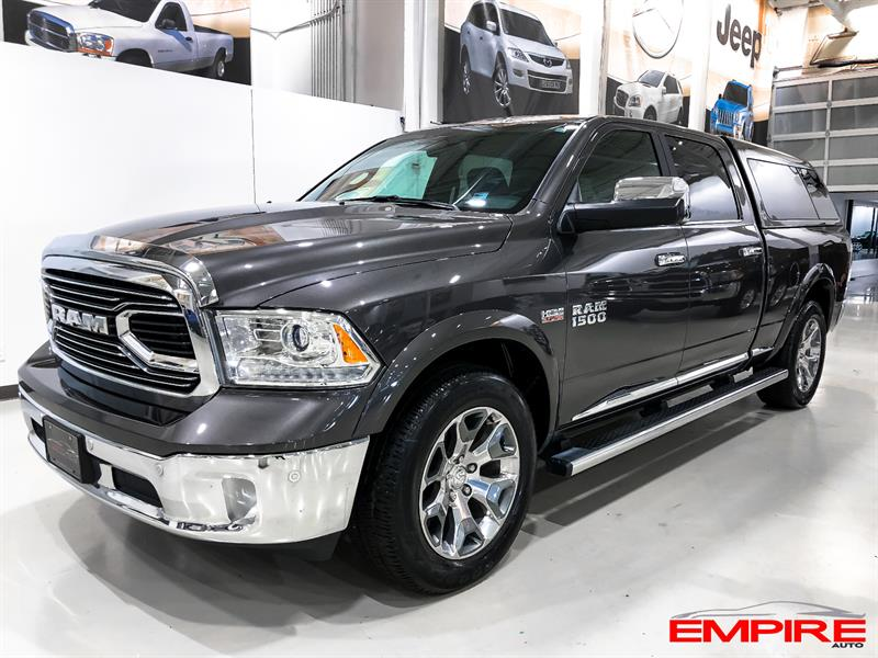 Ram 1500 2017 LIMITED 4X4 CREW CAB SUSP AIR