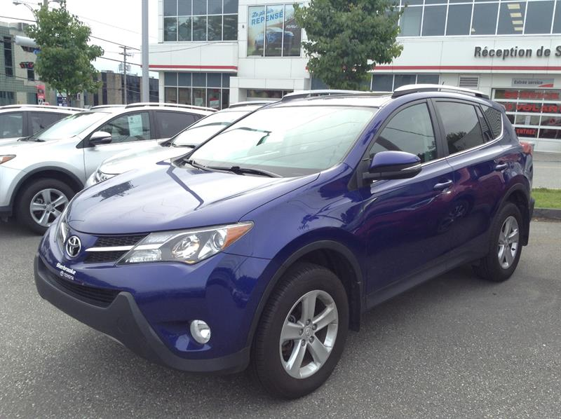 Toyota RAV4 2014 AWD XLE Groupe Navigation  #81319-1