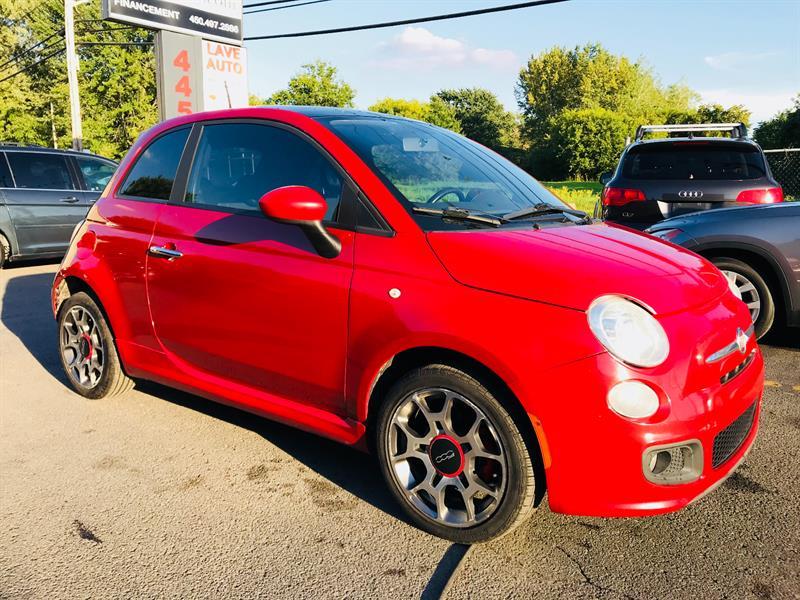 Fiat 500 2012 26$* par semaine/Financement #94890-2