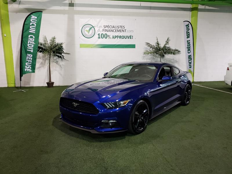 Ford Mustang 2015 2dr Fastback EcoBoost #2403-09