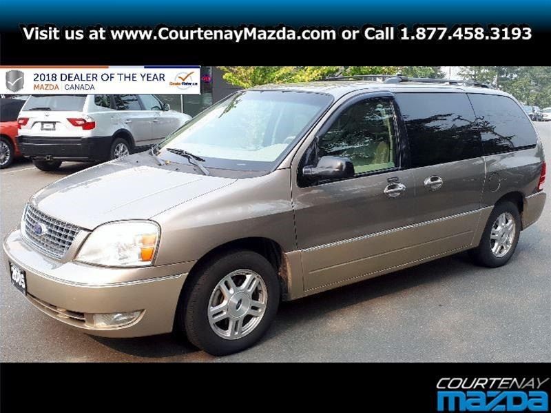 2005 Ford Freestar Wagon Limited #P4683