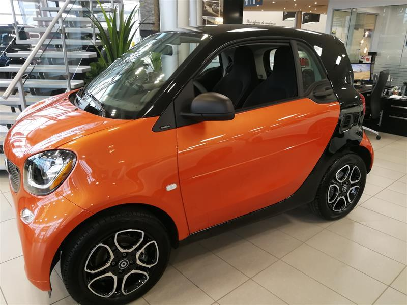 Smart fortwo 2018 electric drive cpé #18-0568