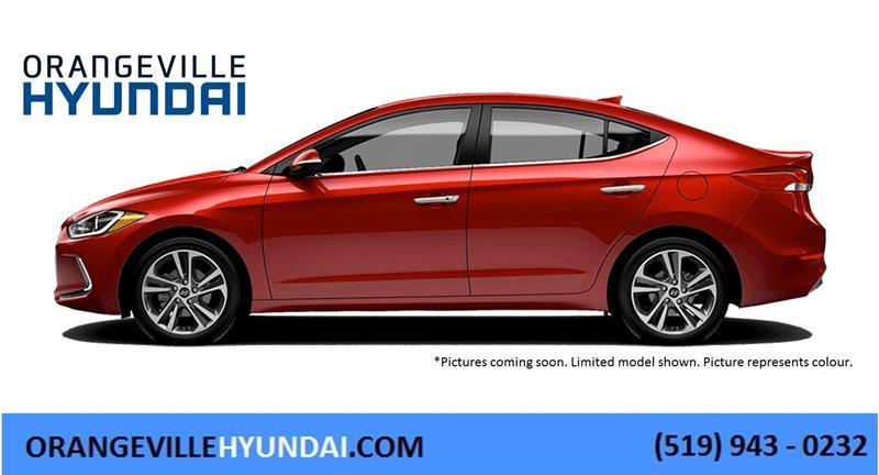 2018 Hyundai Elantra GLS Auto - Sunroof/Leather/Safety Package #82084