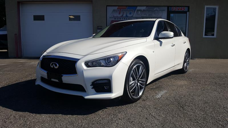Infiniti Q50S 2014 AWD TECH PACKAGE #6261