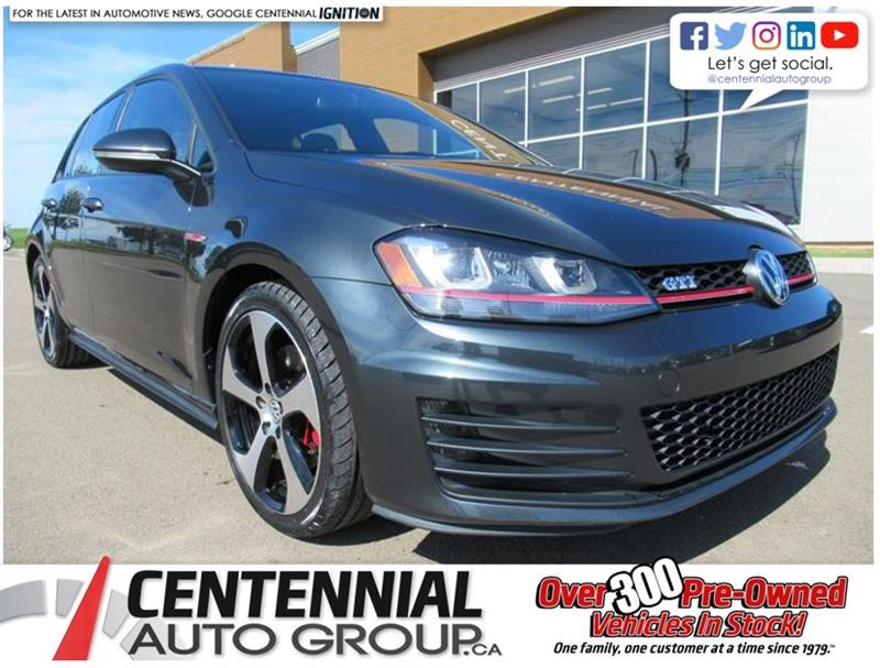 2015 Volkswagen Golf Gti Autobahn HB | Backup Camera #U580