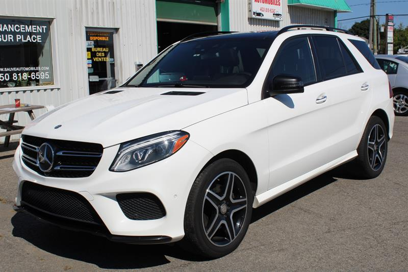 Mercedes-Benz GLE 2016 4MATIC 4dr GLE 350d #C0001