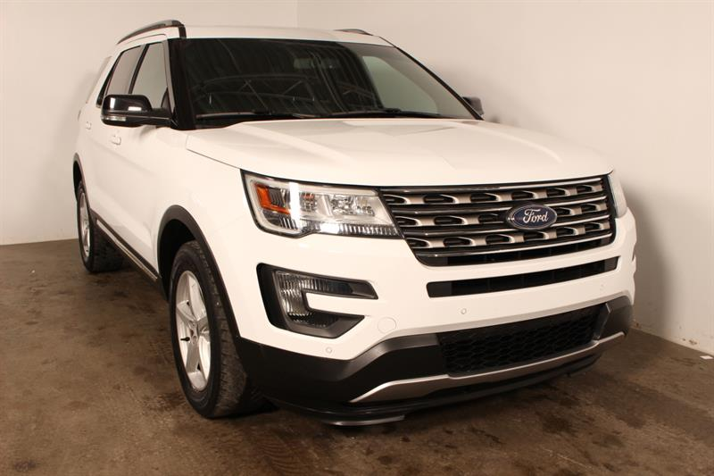 Ford Explorer 2016 XLT ** CUIR + TOIT OUVRANT ** AWD #81193a