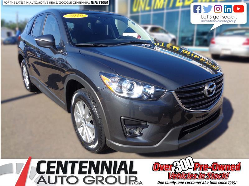 2016 Mazda CX-5 GS FWD #U1112