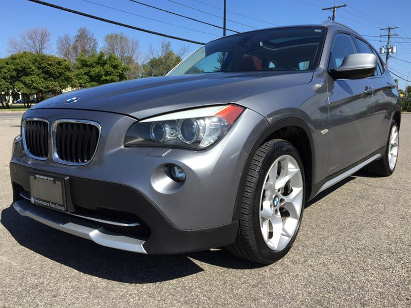 BMW X1 2012 SPORT PACKAGE