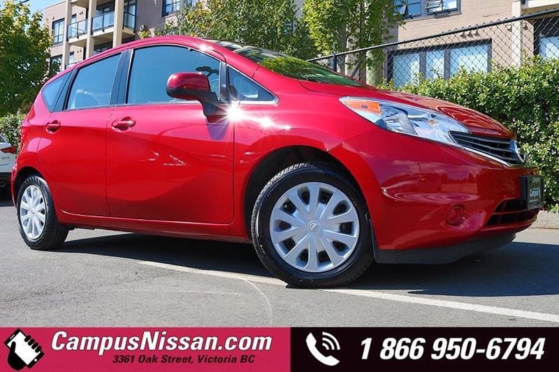 2014 Nissan Versa Note SV Hatchback #JN3047