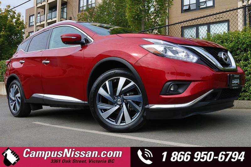2015 Nissan Murano | Platinum | AWD w/ Moon Roof #8-Q350A