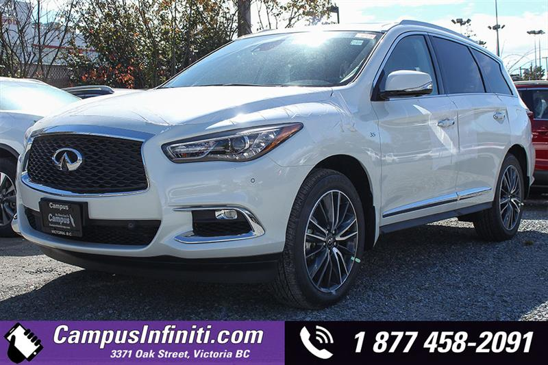 2019 Infiniti Qx60 Essential, Sensory, Theatre with Proactive Package #19-QX6006