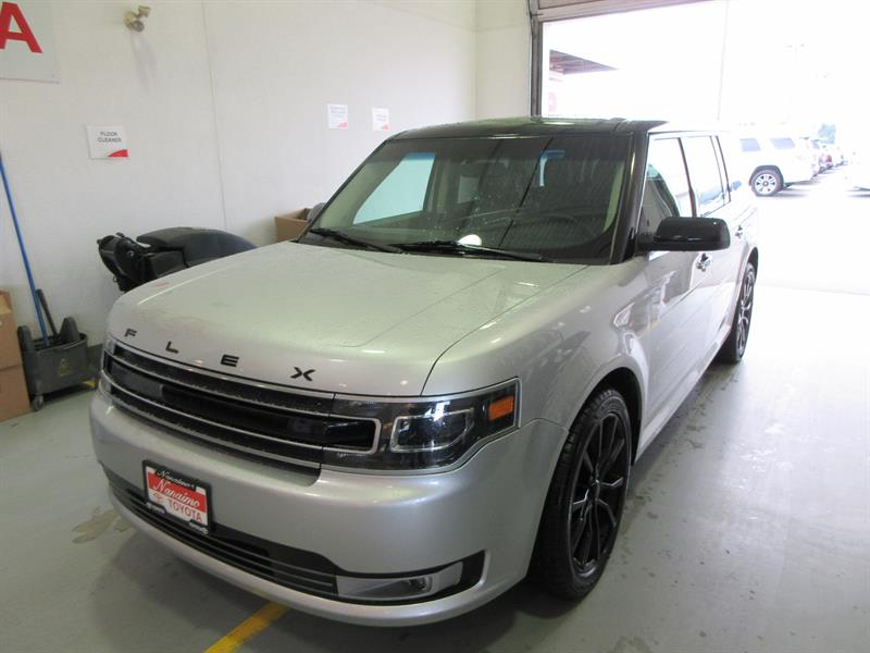 2016 Ford Flex Limited AWD #19038A