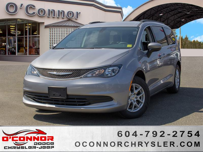 2017 Chrysler Pacifica LX #U15256