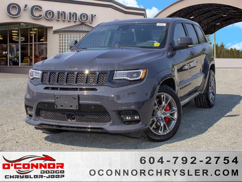 2018 Jeep Grand Cherokee SRT #16238