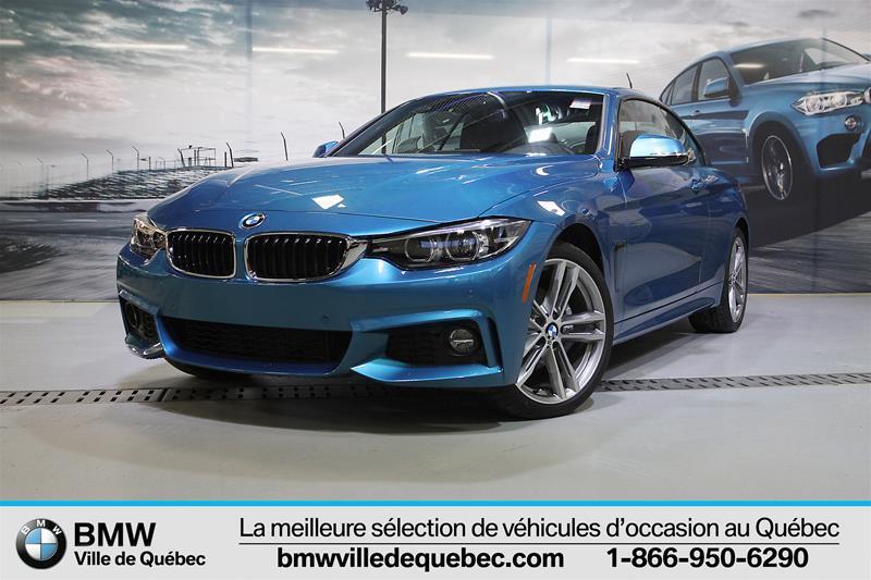 BMW 430i 2018 xDrive Cabriolet #20158A
