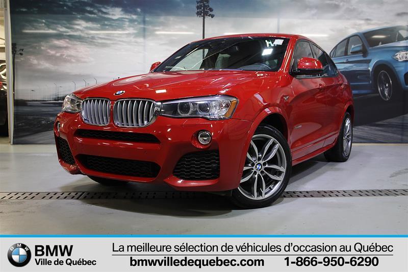BMW X4 2016 xDrive28i #U4872