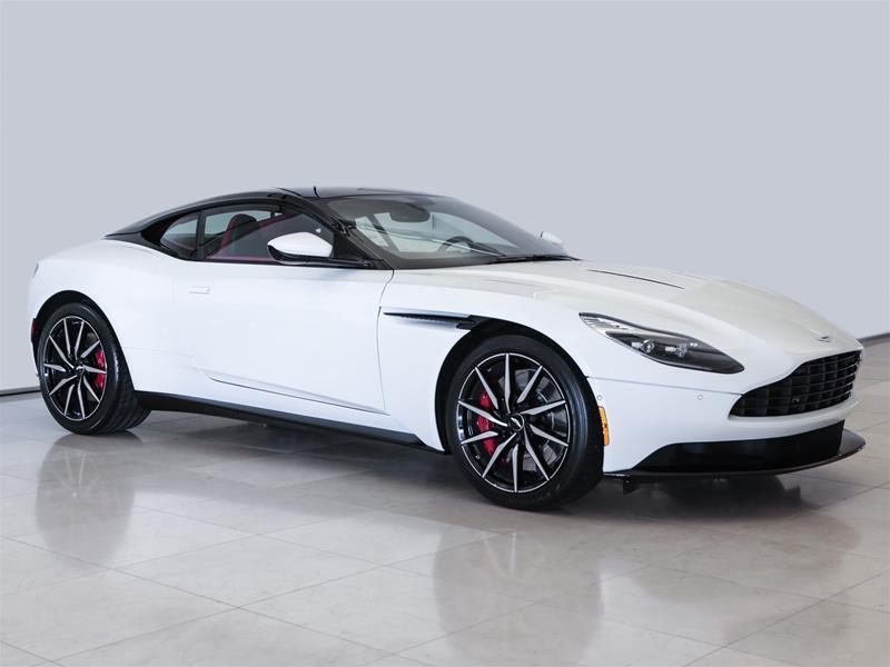 Aston Martin DB Coupe PLUS TAXES LEASE CALL Used - Lease aston martin