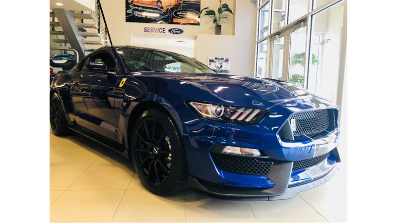 Ford Mustang Shelby 2016 track pack wow #10019F