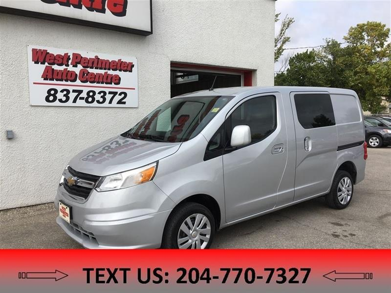 2015 Chevrolet City Express 1LT BLUETOOTH, CRUISE, PWR EQUIP, LOCAL MB #5449