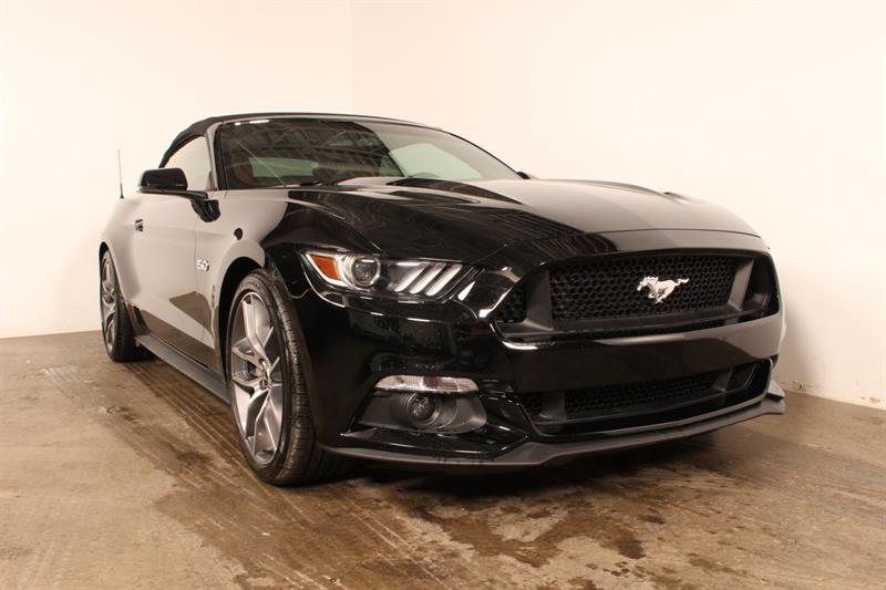 Ford Mustang 2017 Conv GT Premium ** GPS + Mag 20'' ** #90026a