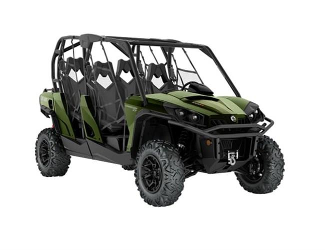 2019 Can-am Commander MAX XT