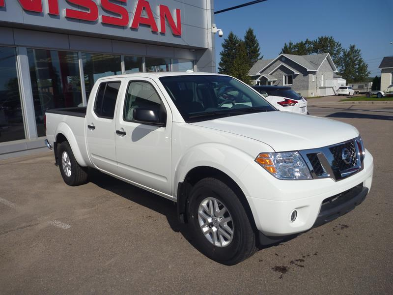 Nissan Frontier 2017 4WD Crew Cab LWB Auto #76304