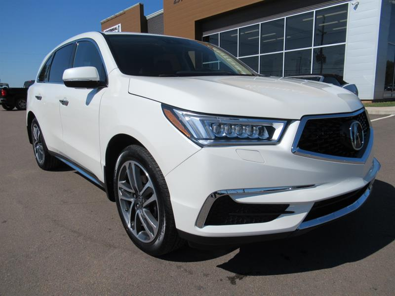 2017 Acura MDX SH-AWD | Tech PKG | Navigation | DVD Player #U534A