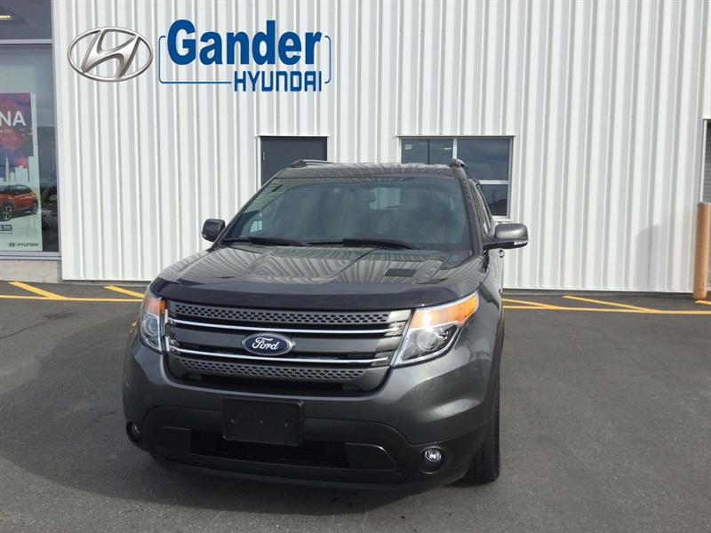 2015 Ford Explorer 4WD LIMITED #TU8020B