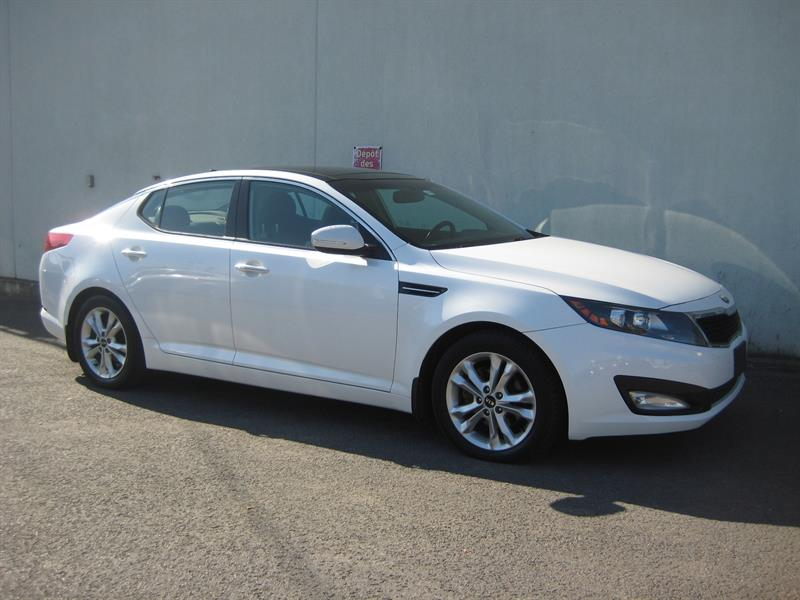 Kia Optima 2013 EX+ #4391A