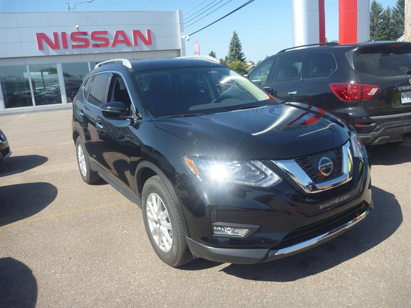 Nissan Rogue 2017 SVFWD 4dr #76351