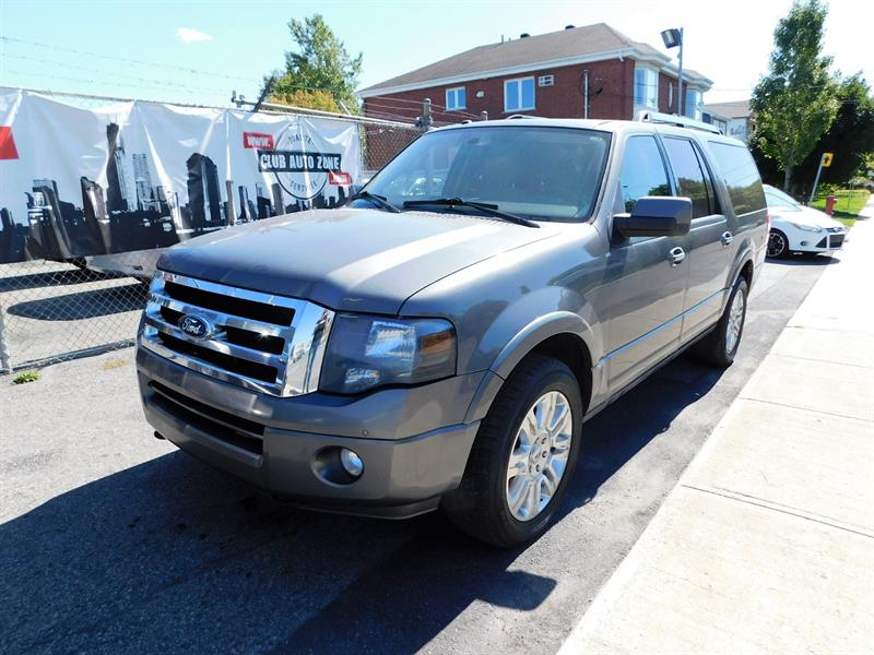 Ford Expedition Max 2013 LIMITED 4X4 8 PASSAGERS NAVIGATION TV/DVD #DEF25264