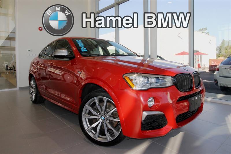 2016 BMW X4 AWD 4dr M40i #C18-015