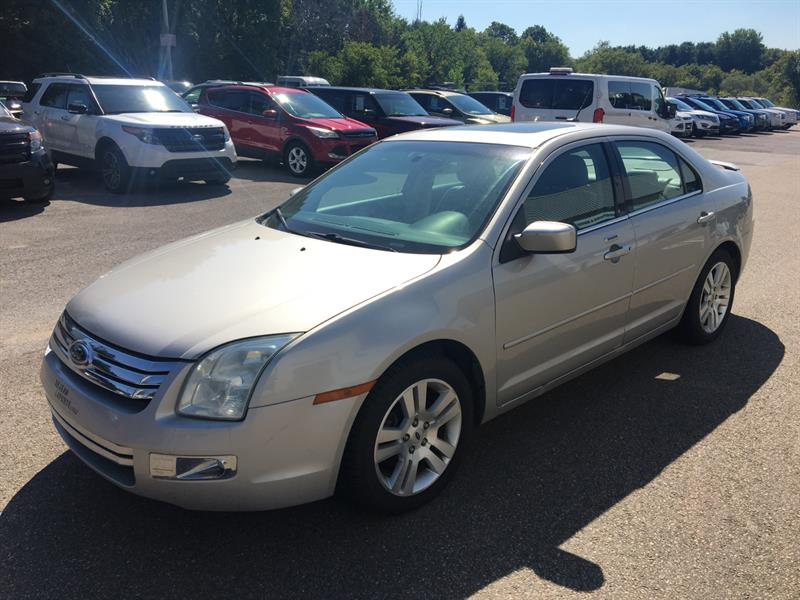 Ford Fusion 2008 SEL AWD #G. Boucher