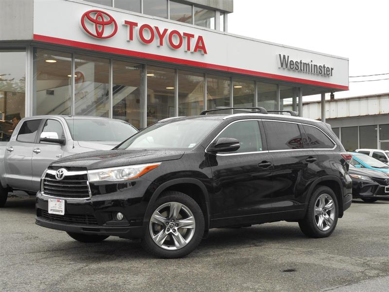 2016 Toyota Highlander Limited #P6643T