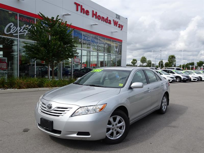 2007 Toyota Camry LE #18-831B