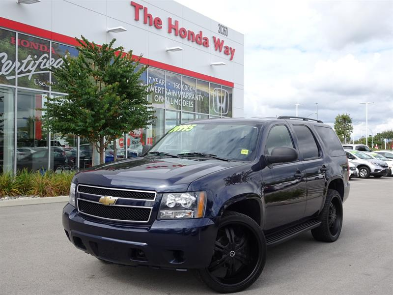 2009 Chevrolet Tahoe LS 4WD #17-729A